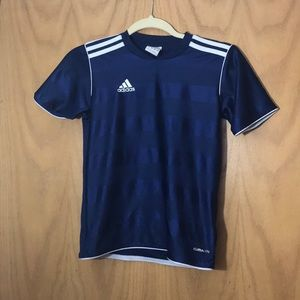 Adidas shirt for boys size small, Used